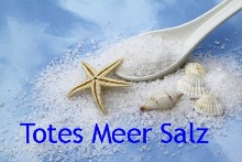 Totes Meer / Meersalz