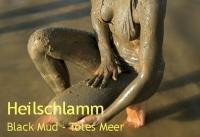 Heilschlamm Totes Meer, getrocknet, 400 g  (1kg/17,46 Euro)