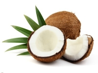 Kokosöl, kaltgepresst, 200ml (100ml/2,50Euro)