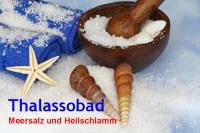 Thalasso-Wellness-Bad mit Salz u. Heilschlamm, 250 g (1kg/15,00)