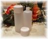 200ml Lotion-/Shampoo-Flasche, natur mit Zierkappe